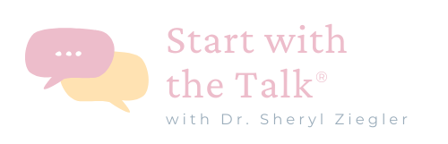 start with the talk logo